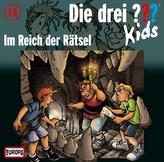 Die drei Fragezeichen-Kids - Im Reich der Rätsel, Audio-CD