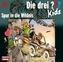 Die drei Fragezeichen-Kids - Spur in die Wildnis, 1 Audio-CD