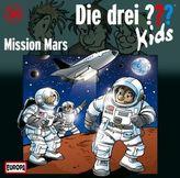 Die drei Fragezeichen-Kids - Mission Mars, 1 Audio-CD
