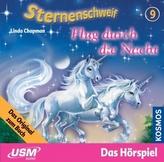 Sternenschweif - Flug durch die Nacht, 1 Audio-CD. Folge.9