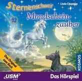 Sternenschweif - Mondscheinzauber, Audio-CD. Folge.12