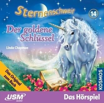 Sternenschweif - Der goldene Schlüssel, 1 Audio-CD. Folge.14