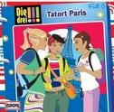 Die drei Ausrufezeichen - Tatort Paris, 1 Audio-CD