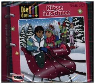 Die drei Ausrufezeichen - Küsse im Schnee, Audio-CD