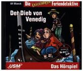 Der Dieb von Venedig, 1 Audio-CD