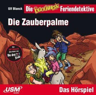 Die Zauberpalme, Audio-CD