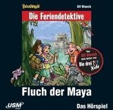 Fluch der Maya, Audio-CD