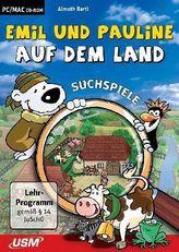 Emil und Pauline auf dem Land, CD-ROM