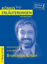 Jurek Becker 'Bronsteins Kinder'