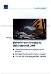 Sicherheitsunterweisung Elektrotechnik, CD-ROM