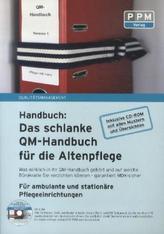 Das schlanke QM-Handbuch für die Altenpflege, m. CD-ROM