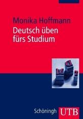 Deutsch üben fürs Studium