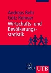 Wirtschafts- und Bevölkerungsstatistik