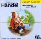 Georg Friedrich Händel, Sein Leben - seine Musik, 1 Audio-CD