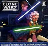 Star Wars, The Clone Wars - Der Schatten der Malevolence - Die Zerstörung der Malevolence, 1 Audio-CD
