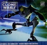 Star Wars, The Clone Wars - Mantel der Dunkelheit - In den Fängen von Grievous, 1 Audio-CD