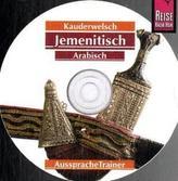 Jemenitisch-Arabisch AusspracheTrainer, 1 Audio-CD