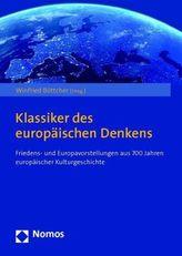Klassiker des europäischen Denkens