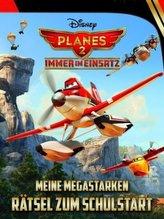 Disney Planes 2 - Meine megastarken Rätsel zum Schulstart