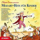 Mozart-Hits für Kinder, 1 Audio-CD