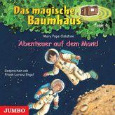 Abenteuer auf dem Mond, 1 Audio-CD