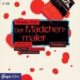 Der Mädchenmaler, 5 Audio-CDs