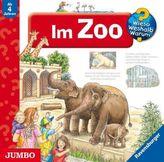 Im Zoo, Audio-CD