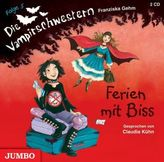 Die Vampirschwestern, Ferien mit Biss, 2 Audio-CDs