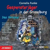 Gespensterjäger in der Gruselburg, Audio-CD
