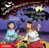 Die Vampirschwestern, Bissige Gäste im Anflug, 2 Audio-CDs