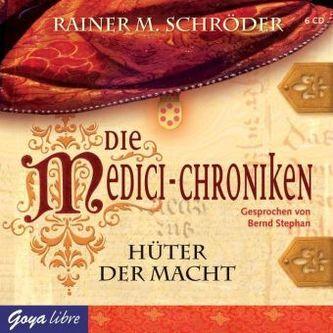 Hüter der Macht, 6 Audio-CDs