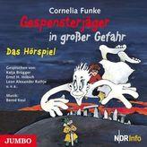 Gespensterjäger in großer Gefahr, 1 Audio-CD