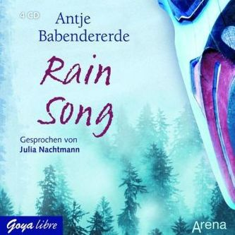 Rain Song, 4 Audio-CDs