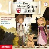 Der kleine Ritter Trenk, 1 Audio-CD. Folge.1
