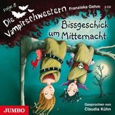Die Vampirschwestern, Bissgeschick um Mitternacht, 2 Audio-CDs