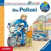 Die Polizei, Audio-CD