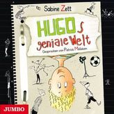 Hugos geniale Welt, 2 Audio-CDs