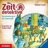 Die Zeitdetektive - Verschwörung in der Totenstadt, 1 Audio-CD