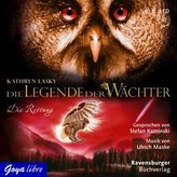 Die Legende der Wächter - Die Rettung, 3 Audio-CDs