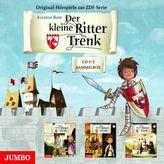 Der Kleine Ritter Trenk. Die Box, 3 Audio-CDs