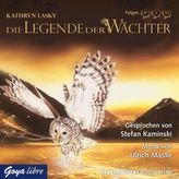 Die Legende der Wächter, 9 Audio-CDs. Folge.4-6