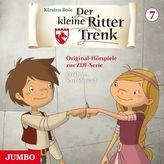 Der kleine Ritter Trenk, 1 Audio-CD. Folge.7