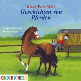 Geschichten von Pferden, 1 Audio-CD