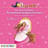 Die spannendsten Prinzessinnengeschichten, 1 Audio-CD
