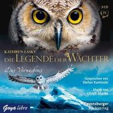 Die Legende der Wächter - Das Vermächtnis, 3 Audio-CDs