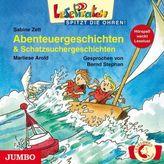 Abenteuergeschichten & Schatzsuchergeschichten, Audio-CD