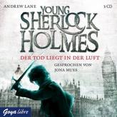Young Sherlock Holmes - Der Tod liegt in der Luft, 3 Audio-CDs