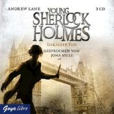Young Sherlock Holmes - Eiskalter Tod, 3 Audio-CDs