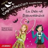 Die Vampirschwestern - Ein Date mit Bissverständnis, 2 Audio-CDs