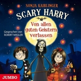 Scary Harry - Von allen guten Geistern verlassen, 3 Audio-CDs